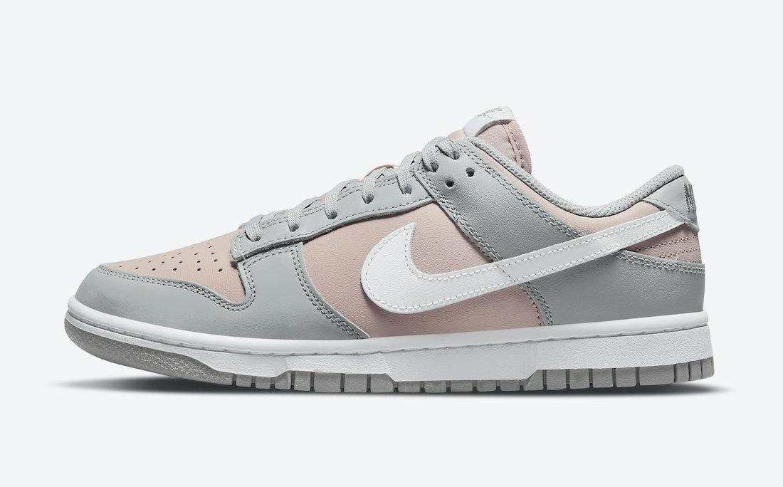 Nike-Dunk-Low-Pink-Grey-DM8329-600-Release-Date