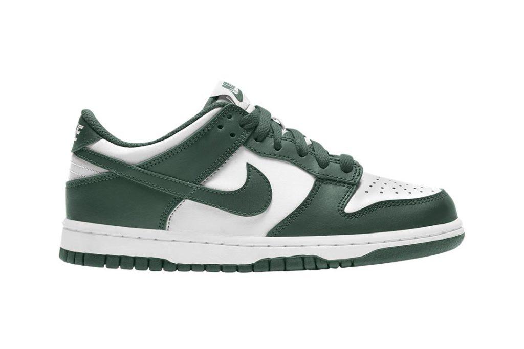 Nike Dunk Low 'Varsity Green'   DD1391-101