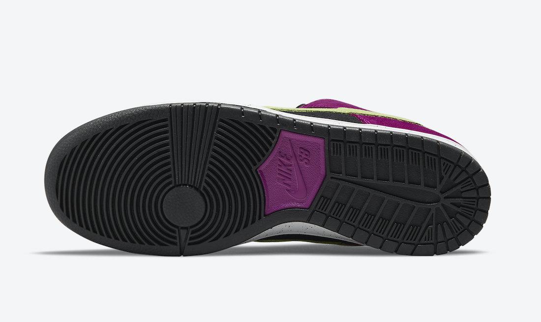 Nike SB Dunk Low ACG 'Red Plum'