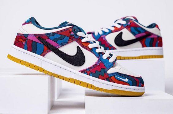 Piet Parra x Nike Dunk 2021