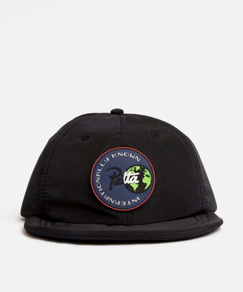 Patta Satin Sports Cap