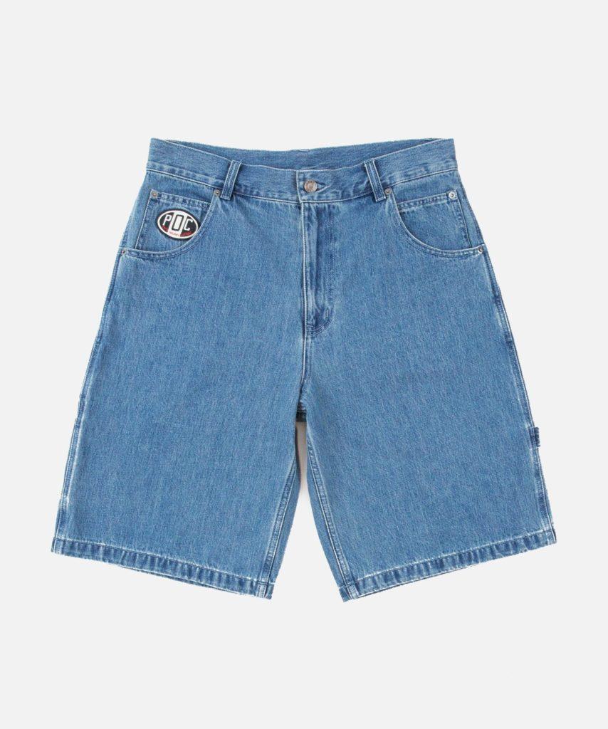 Patta Workwear Denim Shorts