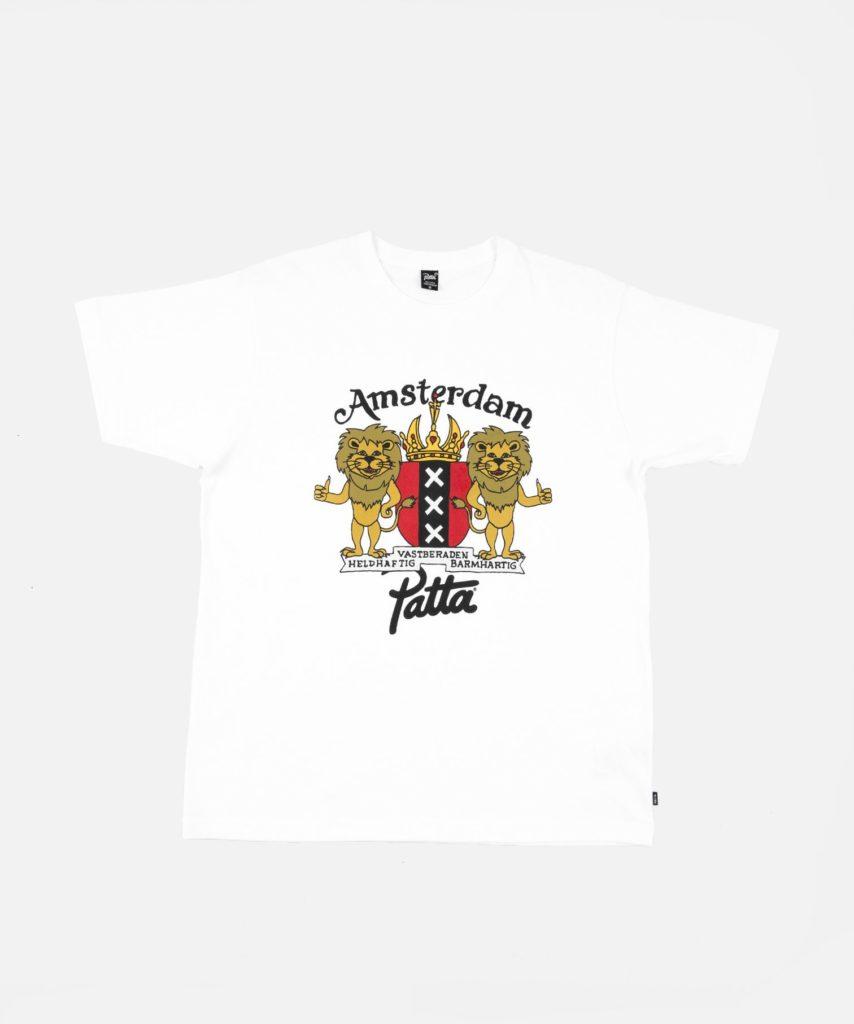 Patta Souvenir T-shirt Summer Sale