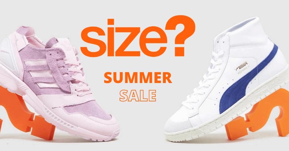 Size Summer Sale
