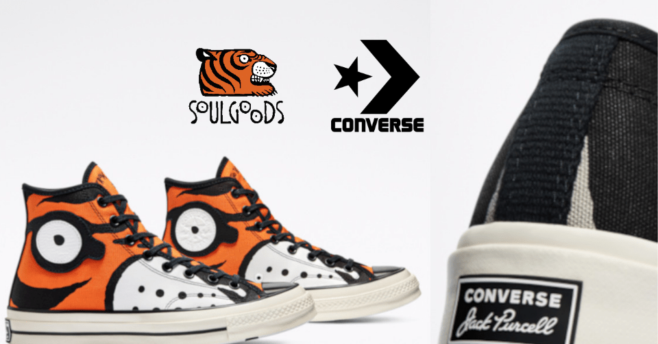 SOULGOODS X converse release