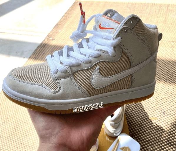 Nike SB Dunk High ISO