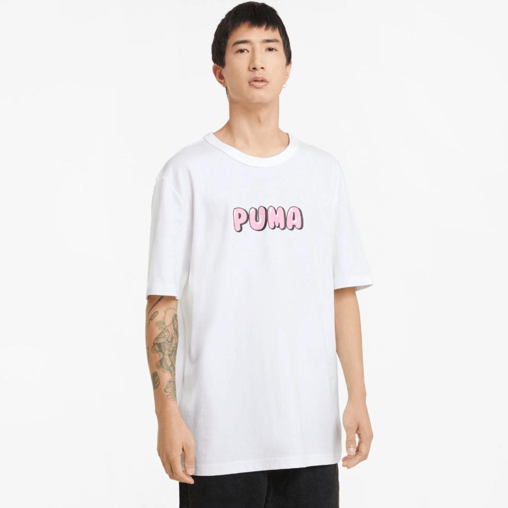 Downtown Graphic T-shirt uit de Puma Sale