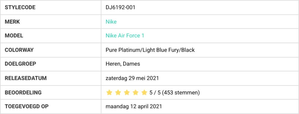 bestverkochte sneakers Nike Air Force 1 Low SE Leopard