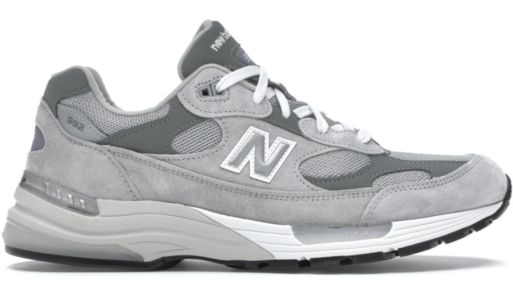 New Balance 992 'Grey' | M992GR