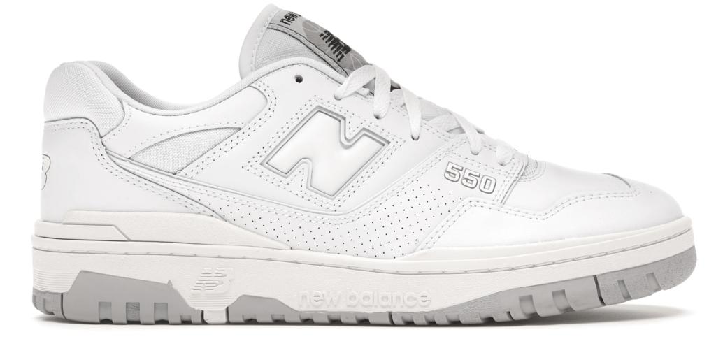 New Balance 550 'White/Grey' | BB550PB1