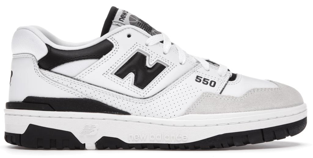 New Balance 550 'Sea Salt/Black' | BB550LM1
