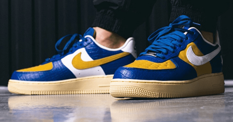 Undefeated Nike Air Force 1