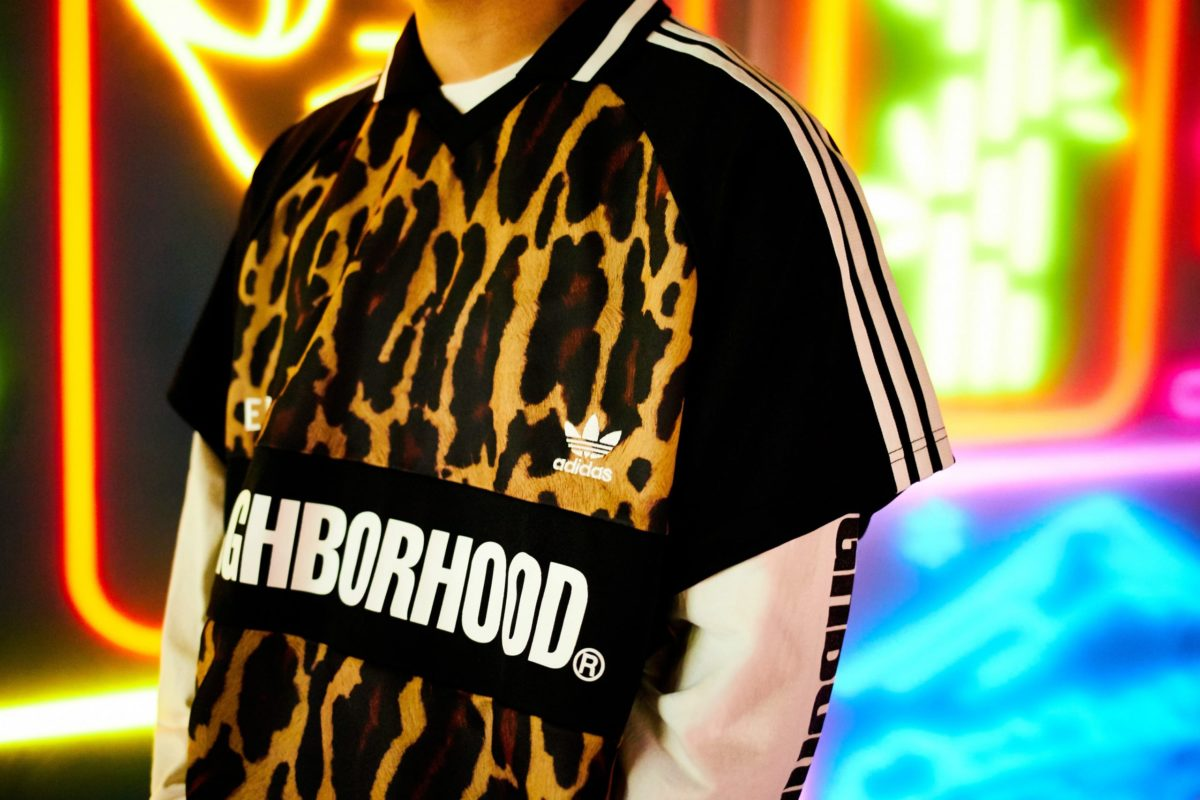 adidas x END. x Neighborhood 'Neighborhood F.C.'