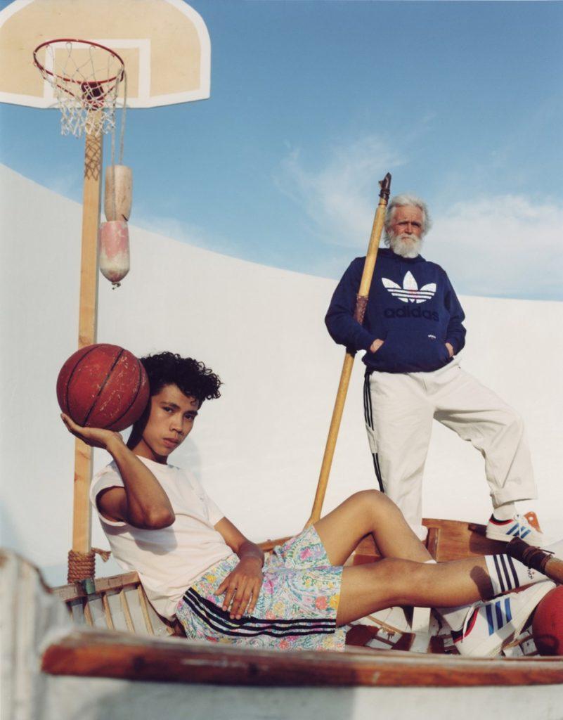 Adidas x Noah kledingcollectie