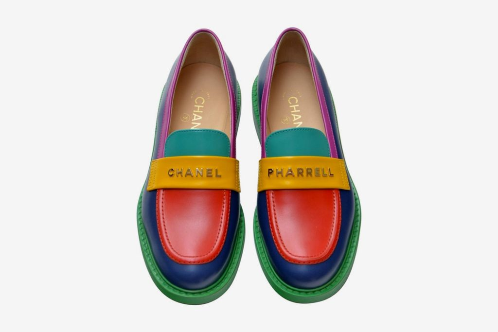 pharrell loafers