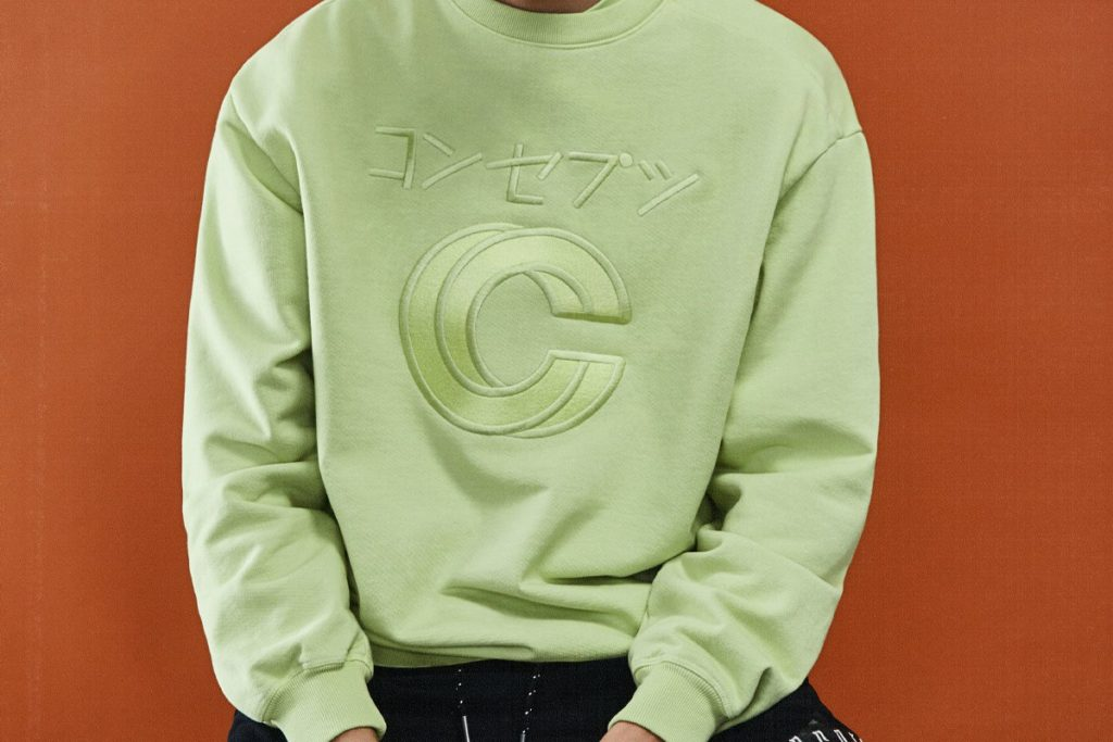 concepts clothing