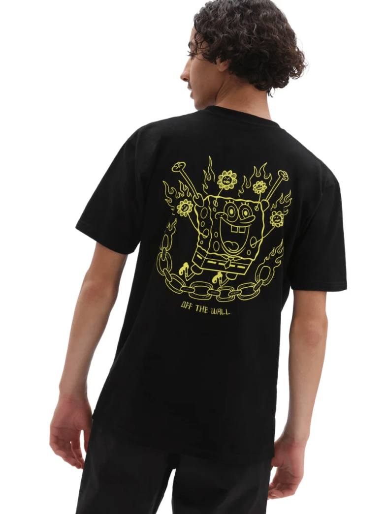 Mike Gigliotti x spongebob Jump T-shirt