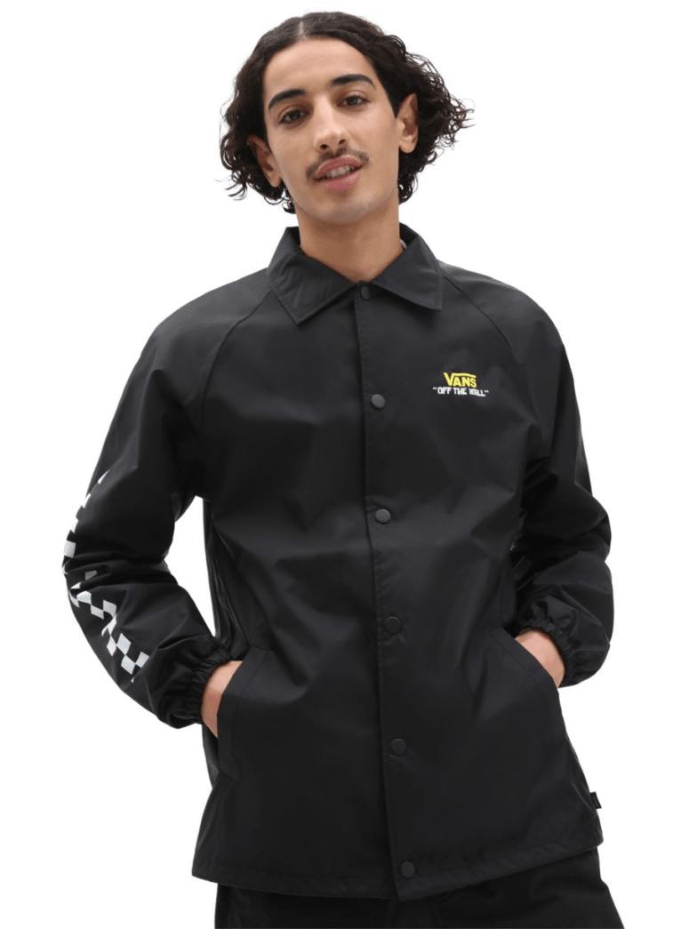 voorkant vans jacket