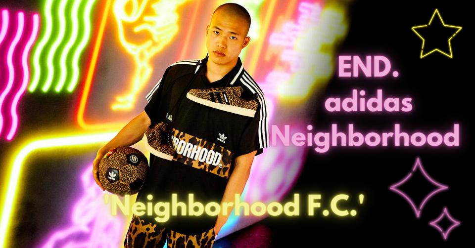END. x adidas x Neighborhood 'Neighborhood F.C.'