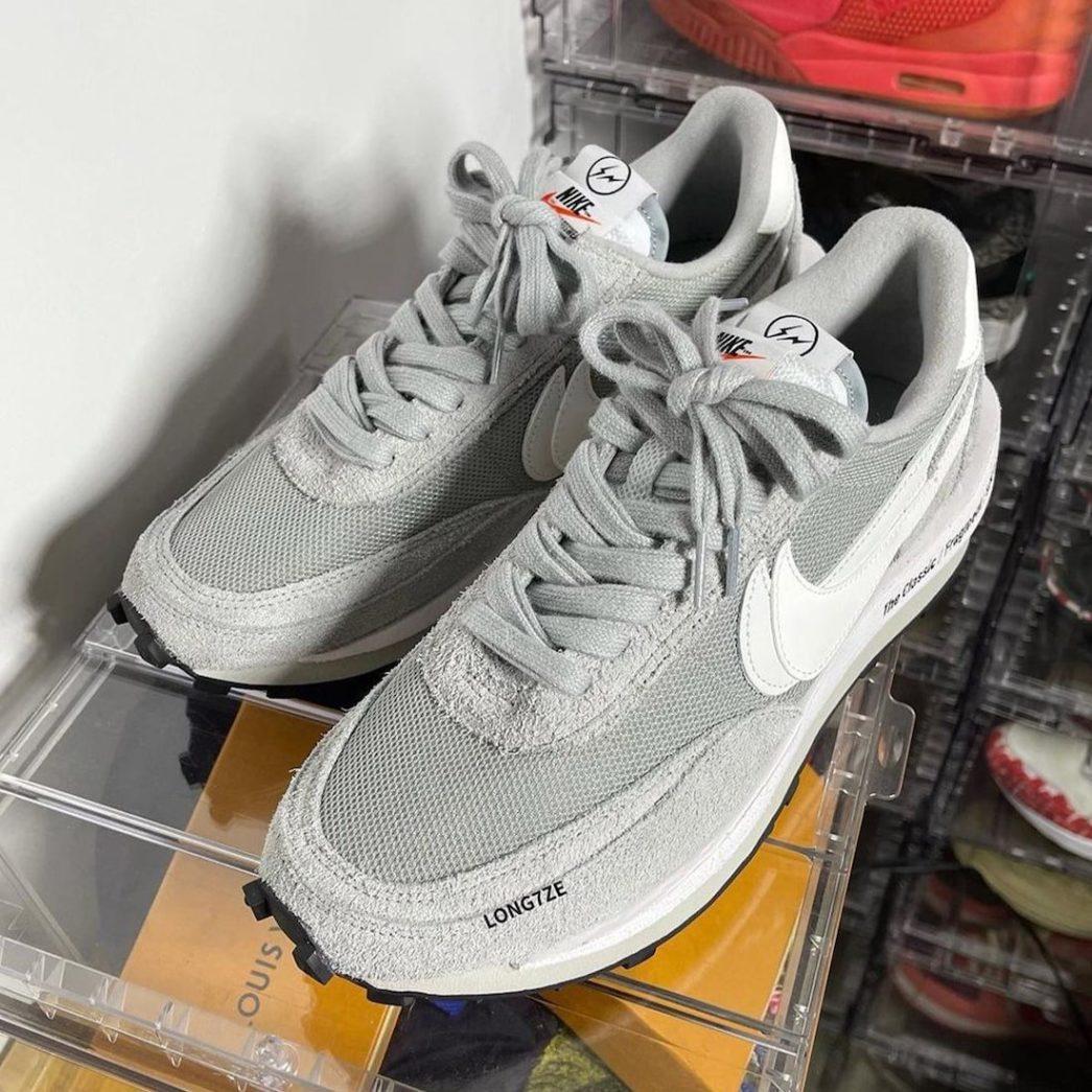 Fragment x Sacai x Nike LDWaffle DH2684-001