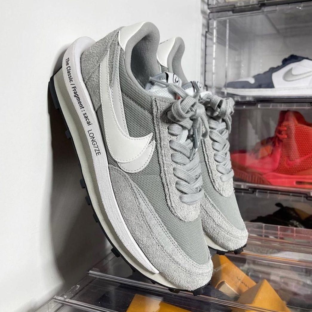 Nike Waffle x Sacai DH2684-001