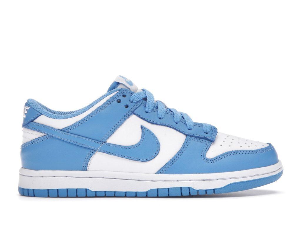Nike Dunk Low 'University Blue'   DD1391-102