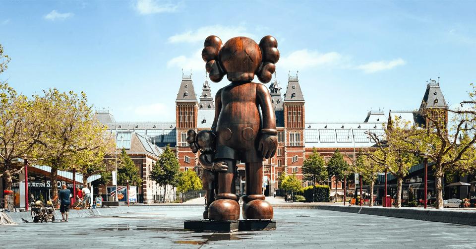 Kaws Amsterdam