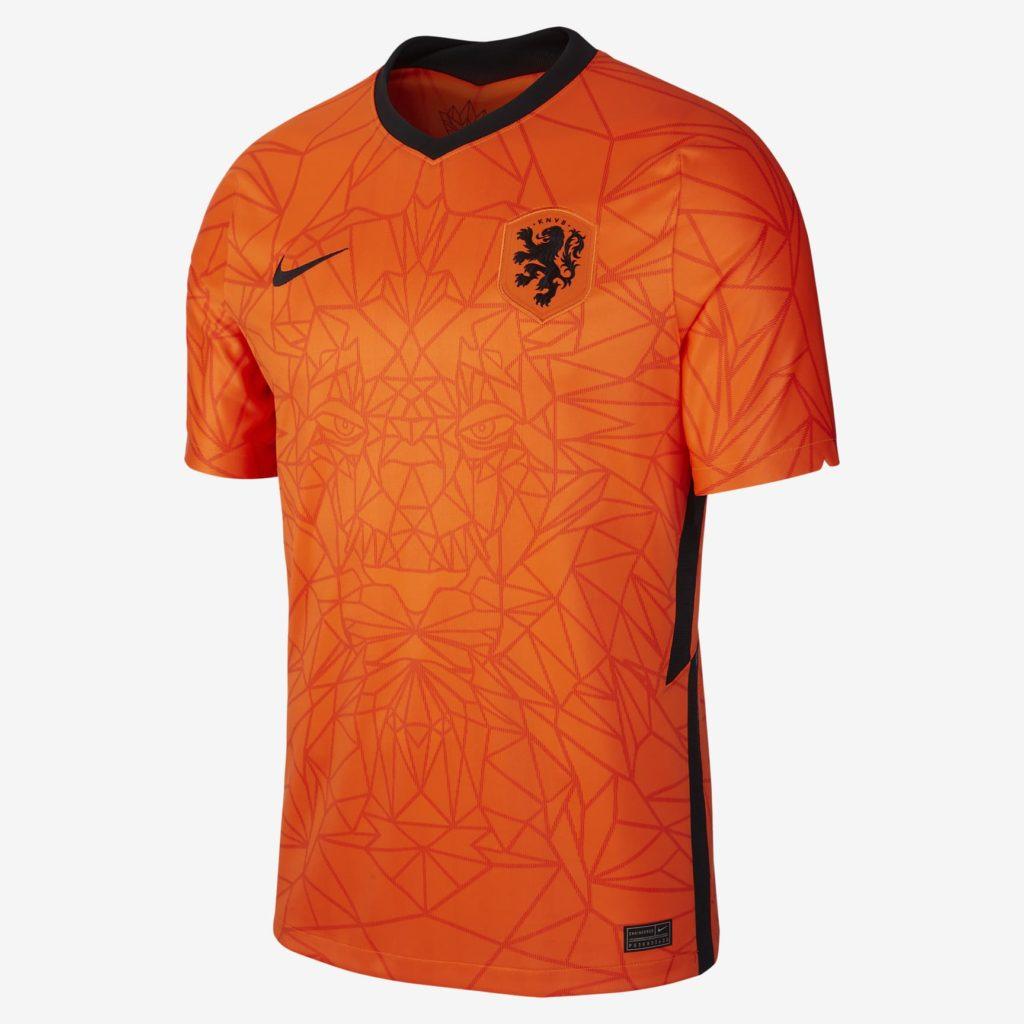 Nike voetbalshirt Nederland EK 2021