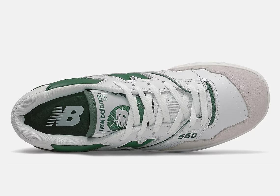 New Balance 550 groen