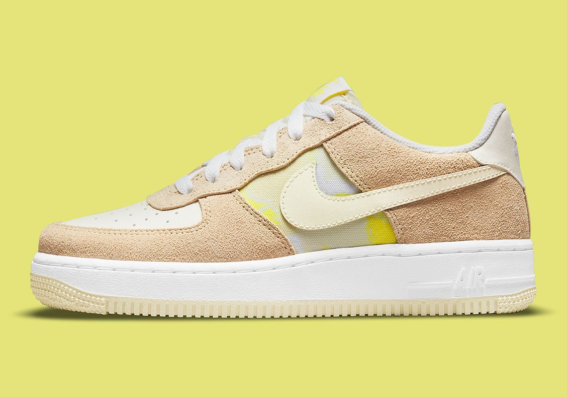 Nike Air Force 1 GS 'Lemon Drop'