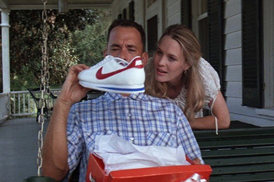 Forest Gump Nike unboxing