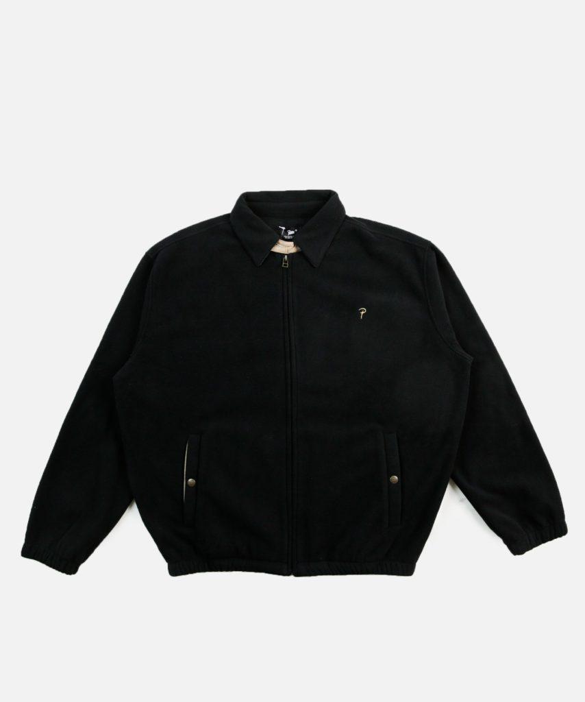 Patta Polar Fleece Jacket zwart