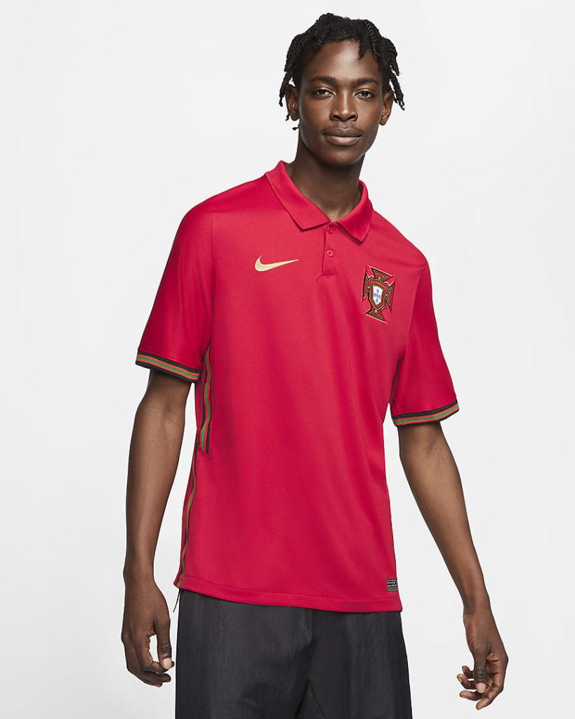 Nike voetbalshirt Portugal 2021