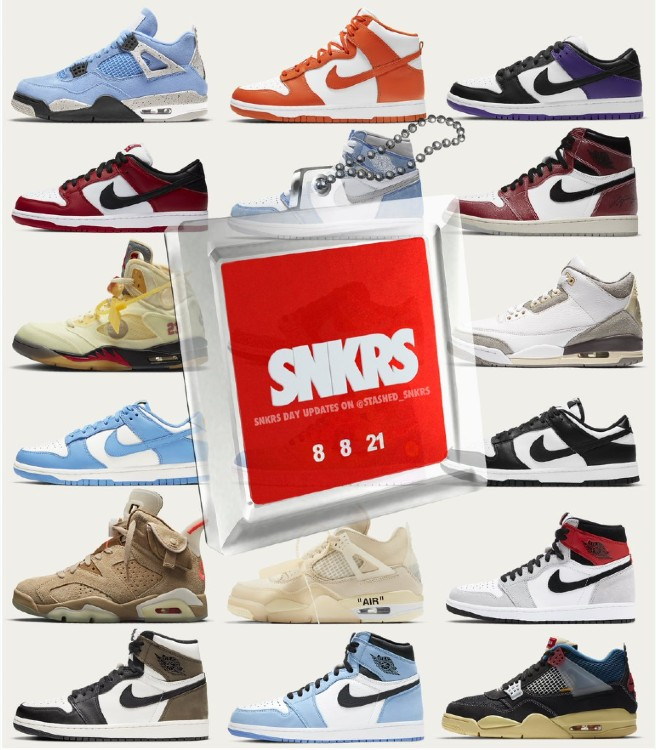 SNKRS Day