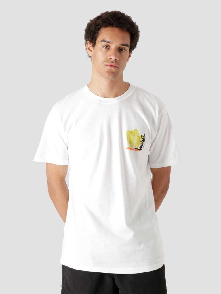 Stussy Desert Bloom T-Shirt White