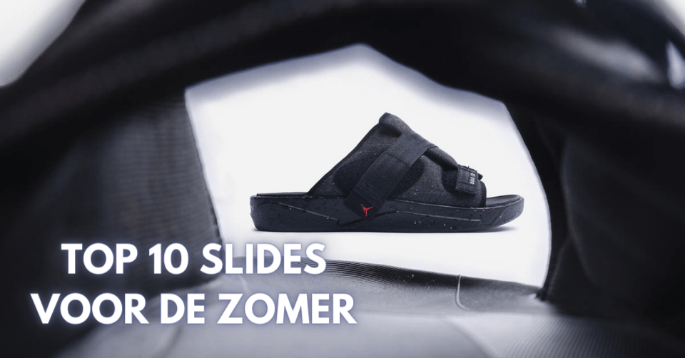 De top 10 trendy slippers voor de zomer ☀️