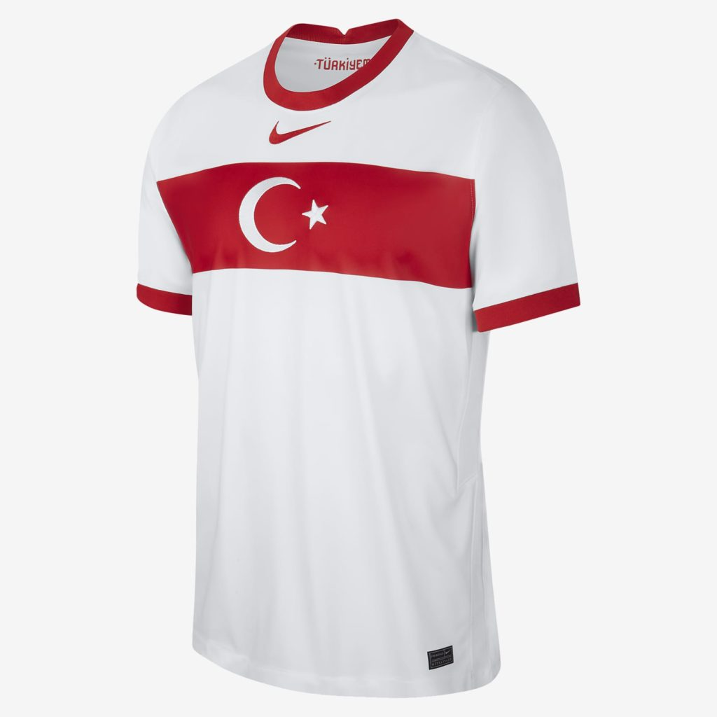 Nike voetbalshirt Turkije
