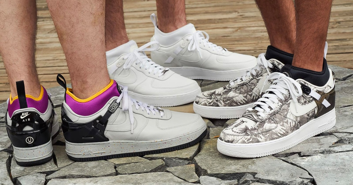 Undercover Nike Air Force 1
