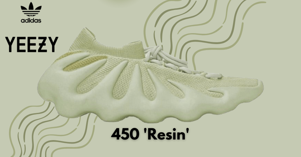 adidas Yeezy 450 'Resin'
