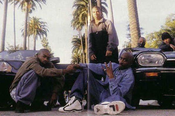 Tupac Shakur FILA