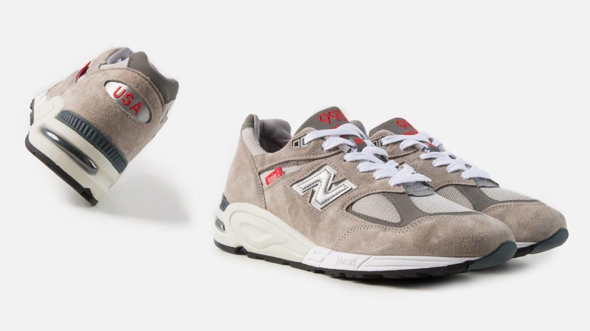 New Balance 990v2 (Grey)