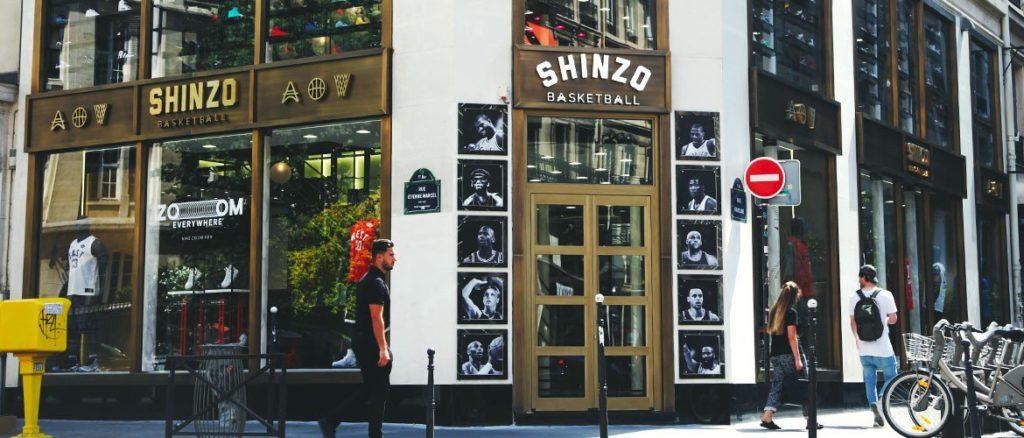 Shinzo Paris
