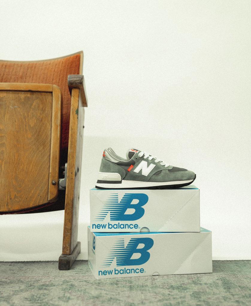 New Balance 990v1