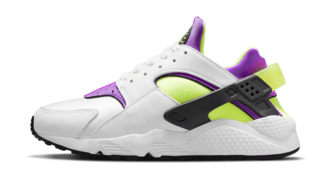 Nike Air Huarache OG 'Magenta Volt' uit de Hottest Sneaker Releases