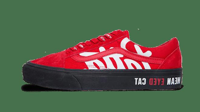 Hottest Sneaker Releases Patta x Vans UA Old Skool VLT LX High Risk Red