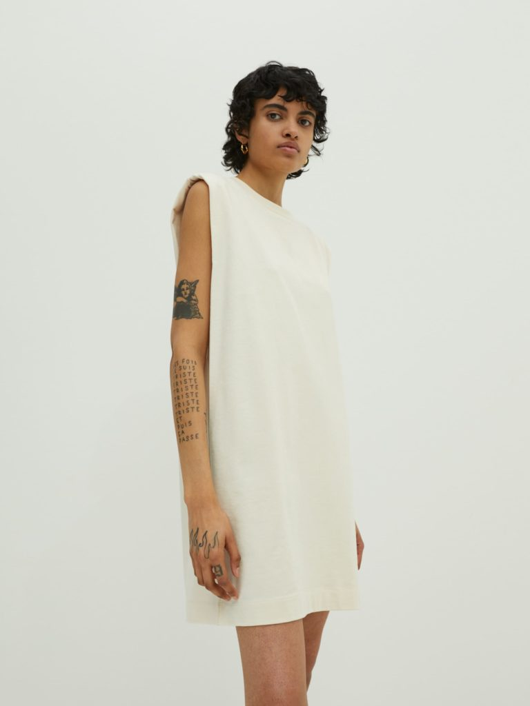 Edited Rosie jurk uit de About You zomer sale