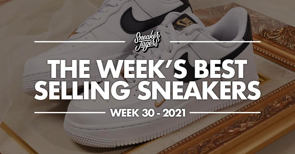 bestverkochte sneakers week 30