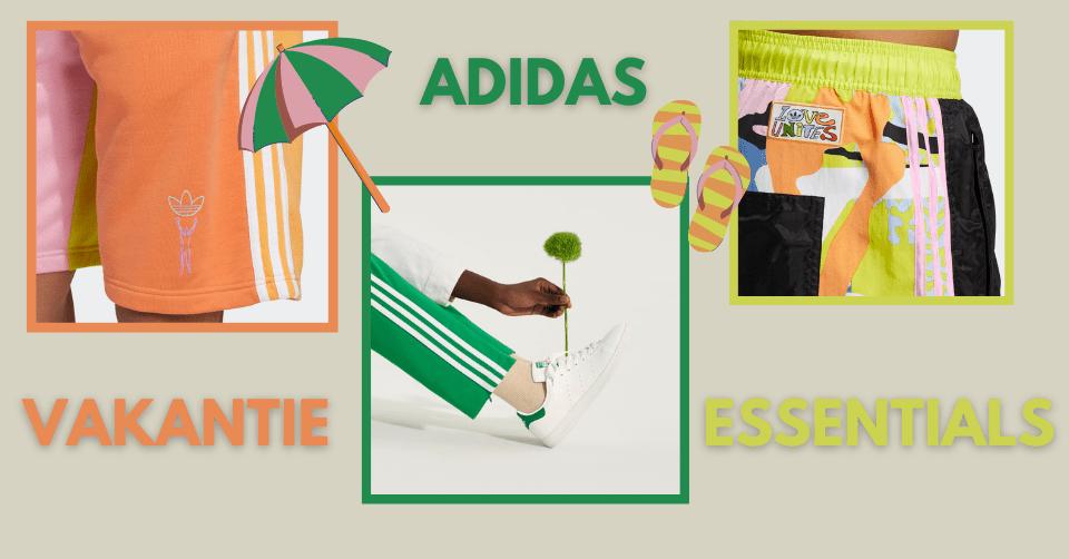adidas zomervakantie