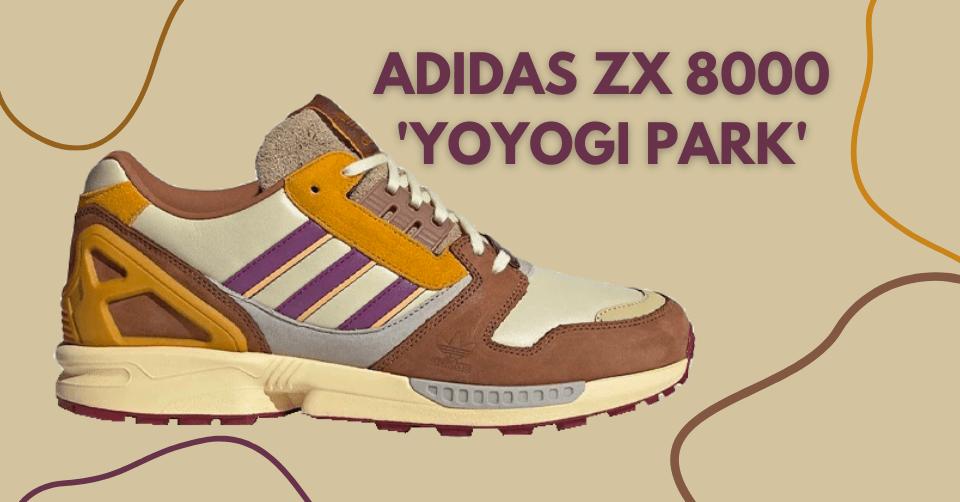 adidas ZX 8000 'Yoyogi Park'