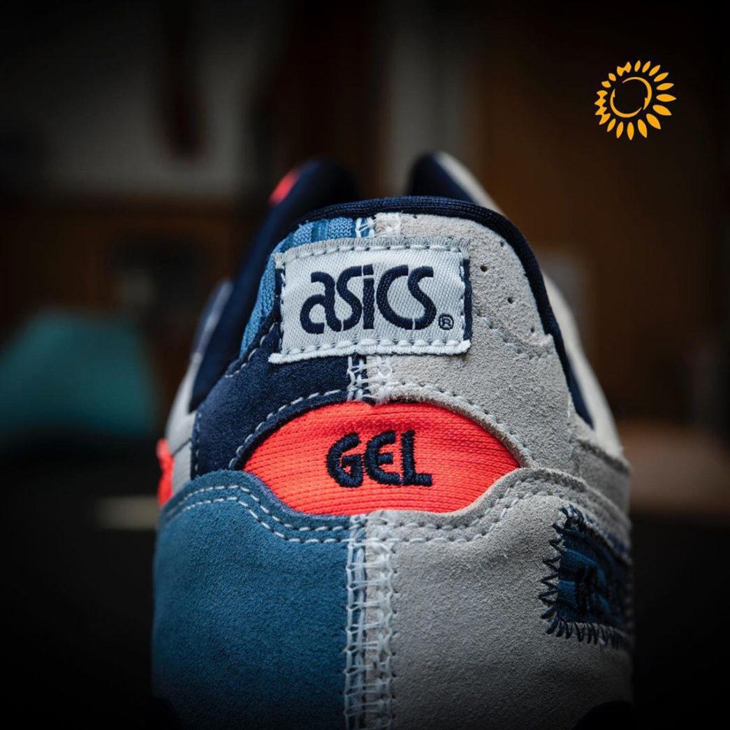 ASICS GEL-LYTE III 'Patchwork'